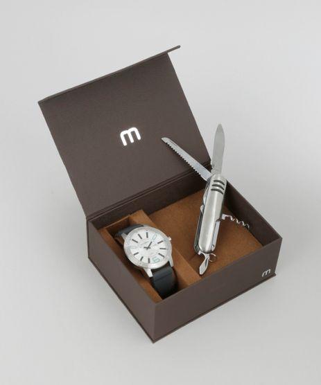 Kit-de-Relogio-Analogico-Mondaine-Masculino---Canivete-Suico---799003G0MVNU1K-Prateado-8686586-Prateado_1