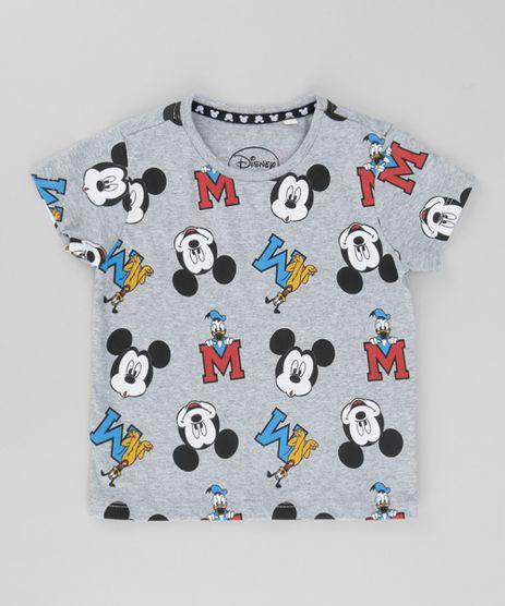 Camiseta-Estampada-Mickey-Cinza-Mescla-8647262-Cinza_Mescla_1