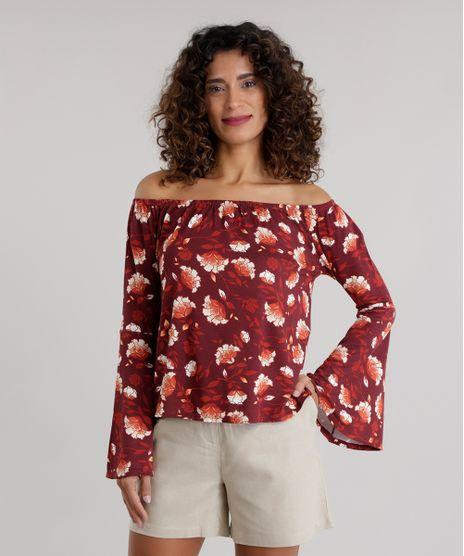 Blusa-Ombro-a-Ombro-Estampada-Floral-Vinho-8599311-Vinho_1