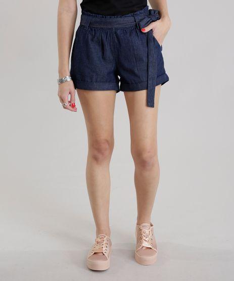 Short-Jeans-Reto-Azul-Escuro-8613500-Azul_Escuro_1