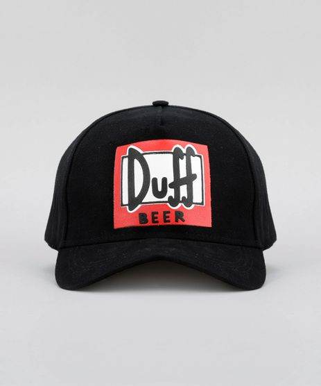 Bone--Duff-Bear--Os-Simpsons-Preta-8699883-Preto_1