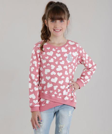 Blusao-Estampado-de-Coracoes-em-Moletom-com-Paete-Rose-8685774-Rose_1