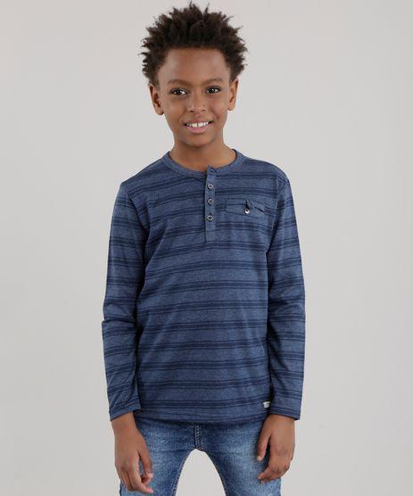 Camiseta-Listrada-com-Bolso-Azul-Marinho-8630076-Azul_Marinho_1