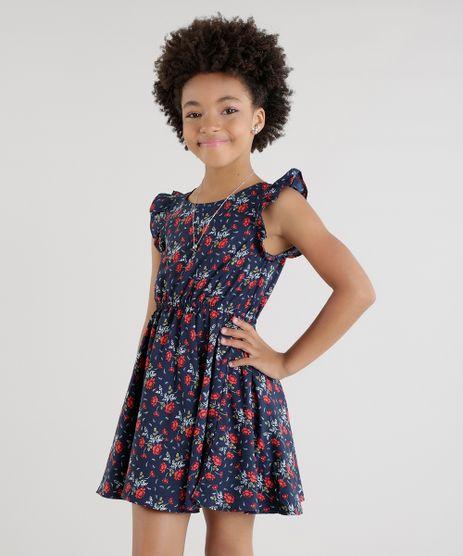 Vestido-Estampado-Floral-Azul-Marinho-8443263-Azul_Marinho_1
