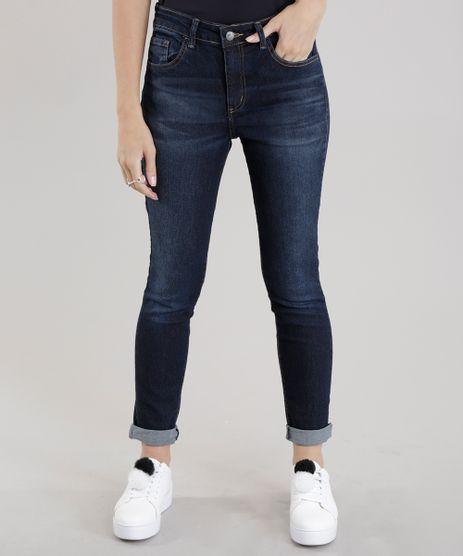 Calca-Jeans--Cigarrete-Azul-Escuro-8611382-Azul_Escuro_1