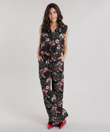 Macacao-Estampado-Floral-Preto-8684228-Preto_1