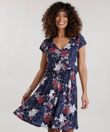Vestido-Estampado-Floral-Azul-Marinho-8713371-Azul_Marinho_1