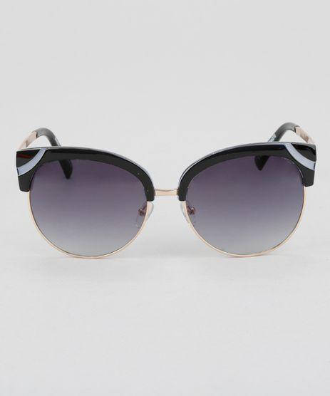 Oculos-de-Sol-Redondo-Feminino-Oneself-Preto-8744370-Preto_1