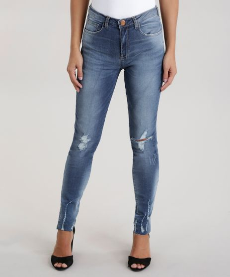 Calca-Jeans-Cigarrete-Azul-Medio-8706698-Azul_Medio_1