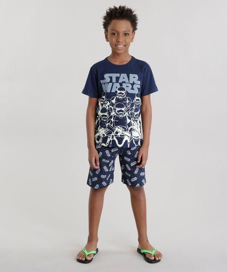 Pijama-Star-Wars-Brilha-no-Escuro-Azul-Marinho-8676907-Azul_Marinho_1