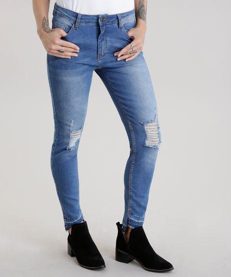Calca-Jeans-Cigarrete-Azul-Medio-8682809-Azul_Medio_1