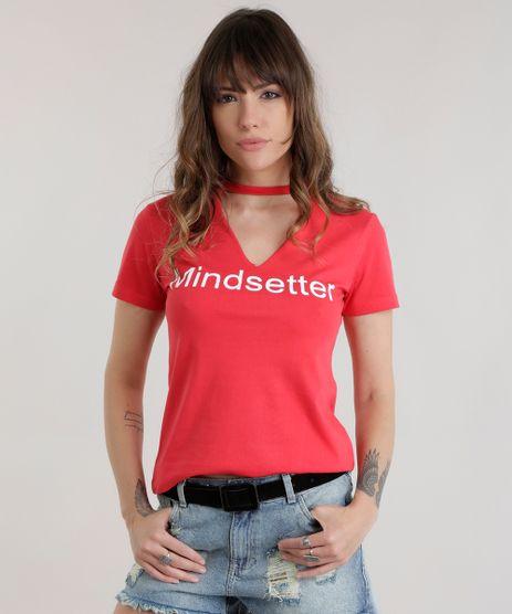 Blusa-Choker--Mindsetter--Vermelha-8694216-Vermelho_1