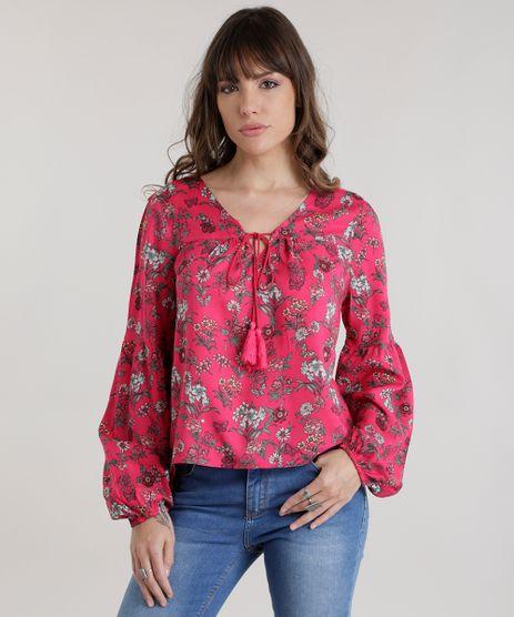 Blusa-Estampada-Floral-Rosa-8593087-Rosa_1