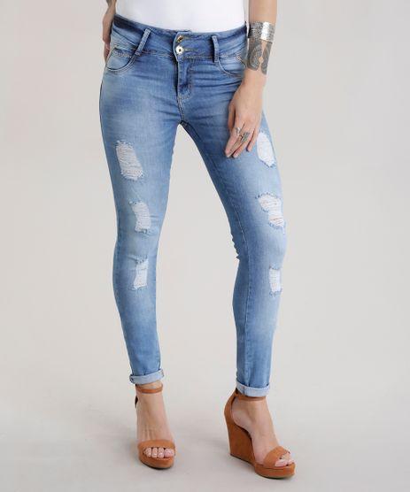 Calca-Jeans-Super-Skinny-Modela-Bumbum-Sawary-Azul-Medio-8700717-Azul_Medio_1