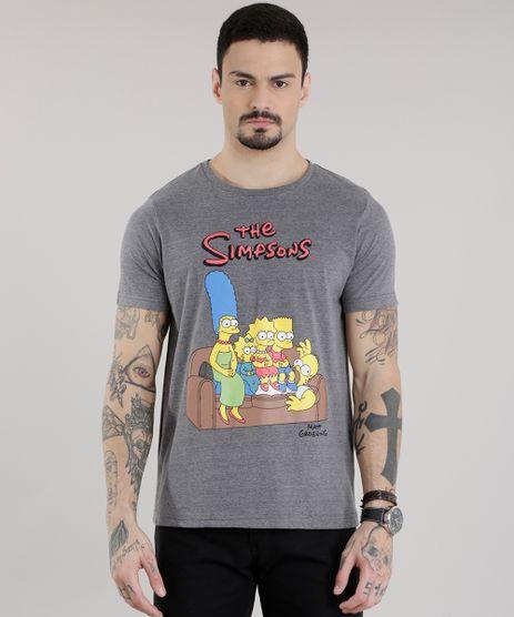 Camiseta-Os-Simpsons-Cinza-Mescla-8674184-Cinza_Mescla_1