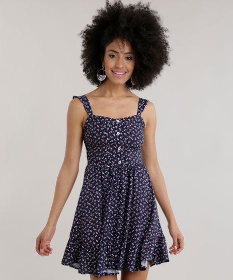 Vestido-Estampado-de-Ancoras-Azul-Marinho-8729402-Azul_Marinho_1