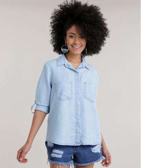 Camisa-Jeans-Azul-Claro-8617640-Azul_Claro_1