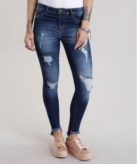 Calca-Jeans-Super-Skinny-Sawary-Azul-Escuro-8700681-Azul_Escuro_1
