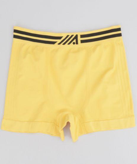 Cueca-Boxer-Ace-Sem-Costura-Amarela-8504105-Amarelo_1