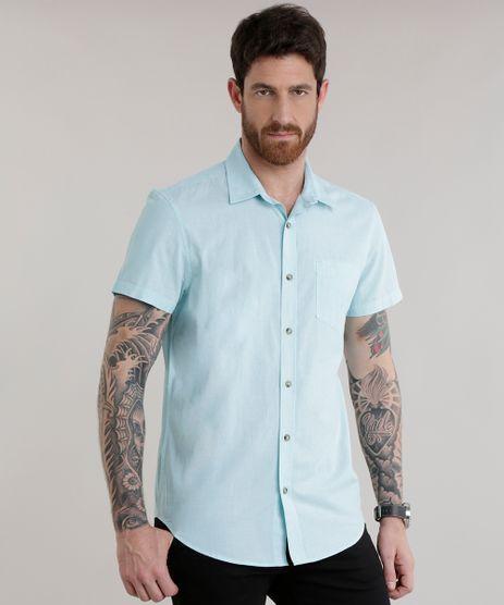Camisa-Slim-Verde-Claro-8584196-Verde_Claro_1