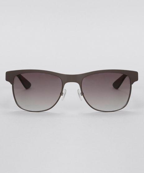 Oculos-de-Sol-Redondo-Feminino-Oneself-Marrom-8628899-Marrom_1