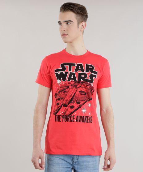 Camiseta-Star-Wars-Vermelha-8697398-Vermelho_1