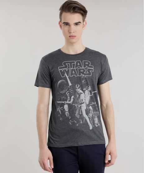 Camiseta-Star-Wars-Cinza-Mescla-Escuro-8530766-Cinza_Mescla_Escuro_1