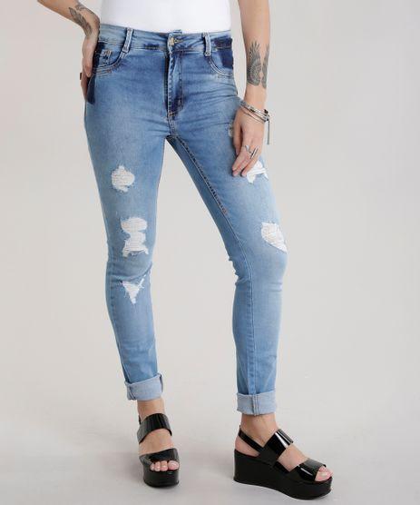 Calca-Jeans-Super-Skinny-Sawary-Azul-Claro-8436584-Azul_Claro_1