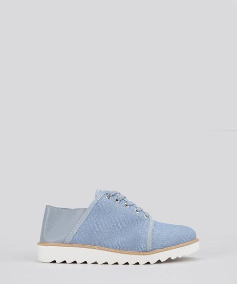 Tenis-Jeans-Molekinha-Tratorado-Azul-8727486-Azul_1