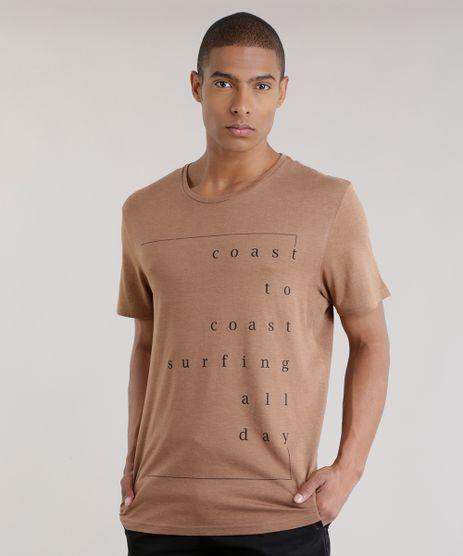 Camiseta--Coast-To-Coast-Surfing--Marrom-8645108-Marrom_1