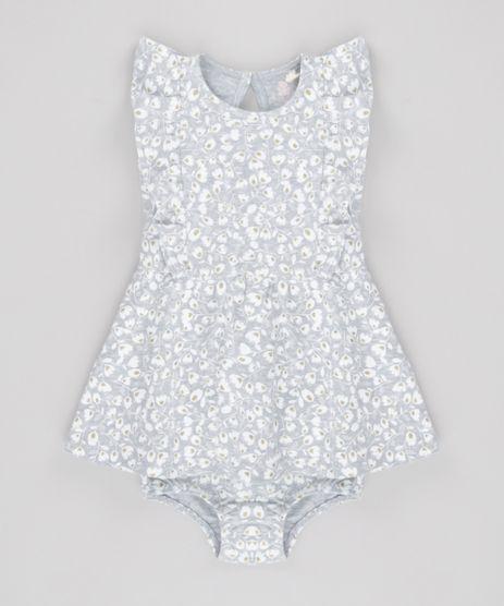Vestido-Estampado-Floral---Calcinha-em-Algodao---Sustentavel-Cinza-Mescla-8515053-Cinza_Mescla_1