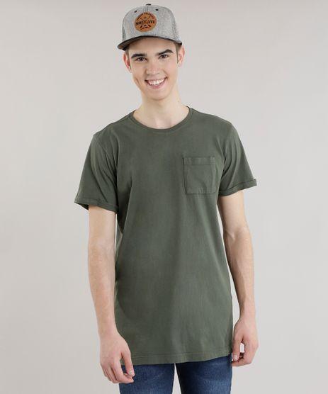Camiseta-Longa-com-Bolso-Verde-Militar-8670698-Verde_Militar_1