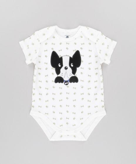 Body-Estampado-Cachorro-em-Algodao---Sustentavel-Off-White-8580398-Off_White_1