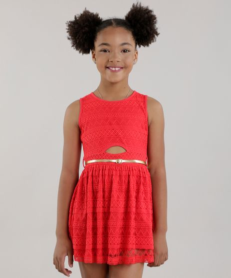 Vestido-em-Renda-com-Cinto-Vermelho-8704931-Vermelho_1