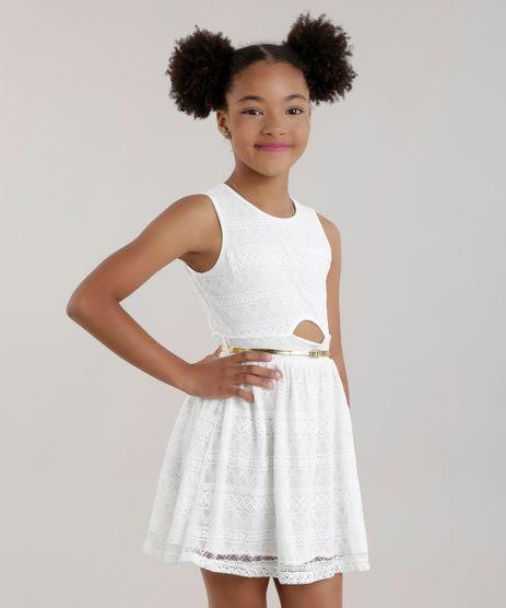 Vestido-em-Renda-com-Cinto-Off-White-8704931-Off_White_1