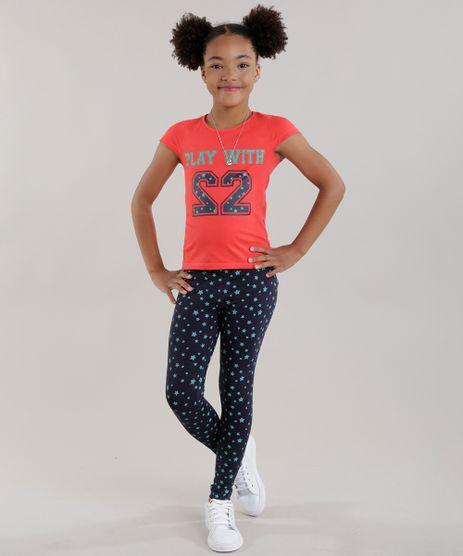 Conjunto-de-Blusa--Play-With--Vermelha---Calca-Legging-Estampada-Azul-Marinho-8692405-Azul_Marinho_1
