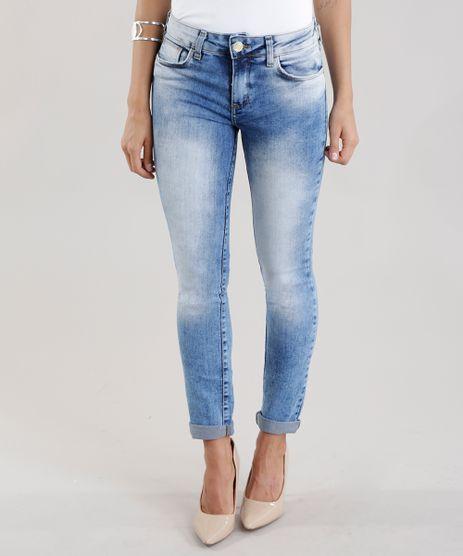 Calca-Jeans-Cigarrete-Azul-Medio-8727836-Azul_Medio_1
