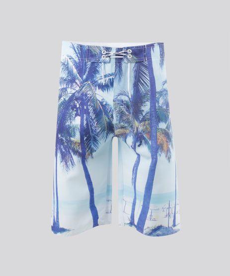 Bermuda-Estampada-de-Coqueiros-Azul-8629015-Azul_1