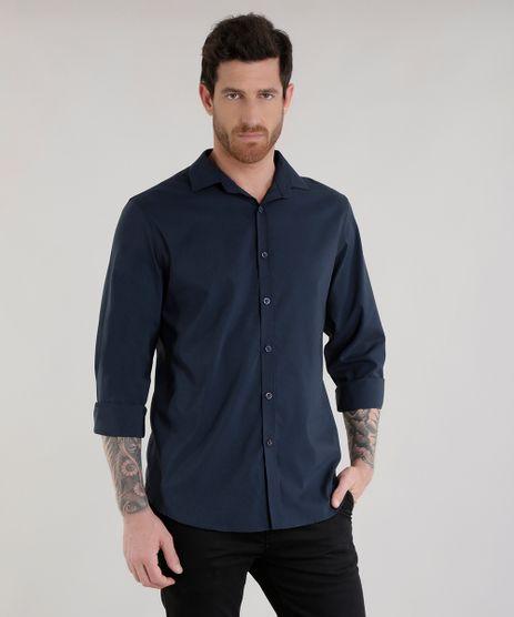 Camisa-Slim-Azul-Marinho-8414161-Azul_Marinho_1