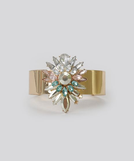 Bracelete-com-Strass-Dourado-8626460-Dourado_1