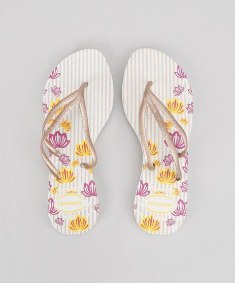 Chinelo-Havaianas-Estampado-Floral-Bege-Claro-8725233-Bege_Claro_1