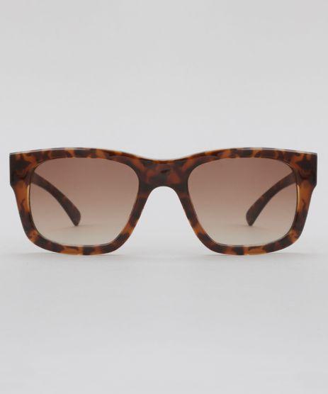 Oculos-de-Sol-Quadrado-Feminino-Oneself-Tartaruga-8755286-Tartaruga_1