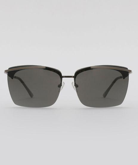 Oculos-de-Sol-Quadrado-Feminino-Oneself-Grafite-8502211-Grafite_1