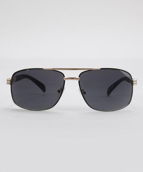 Oculos-de-Sol-Redondo-Masculino-Oneself-Preto-8755274-Preto_1