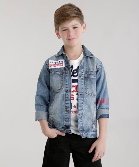 Jaqueta-Jeans--Always-No-Rules--Azul-Medio-8711376-Azul_Medio_1