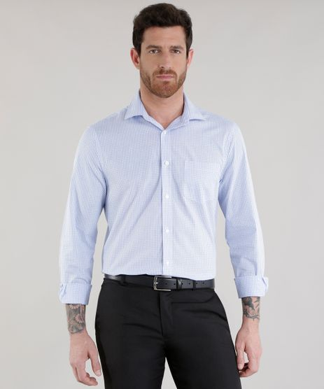 Camisa-Comfort-Xadrez-Branca-8582266-Branco_1