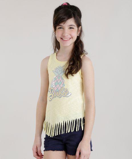 Regata-Barbie-com-Paete-Amarela-8702463-Amarelo_1