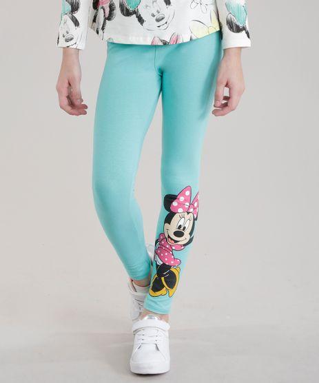 Calca-Legging-Minnie-Verde-Agua-8703137-Verde_Agua_1