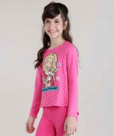 Blusa-Barbie-Pink-8725315-Pink_1