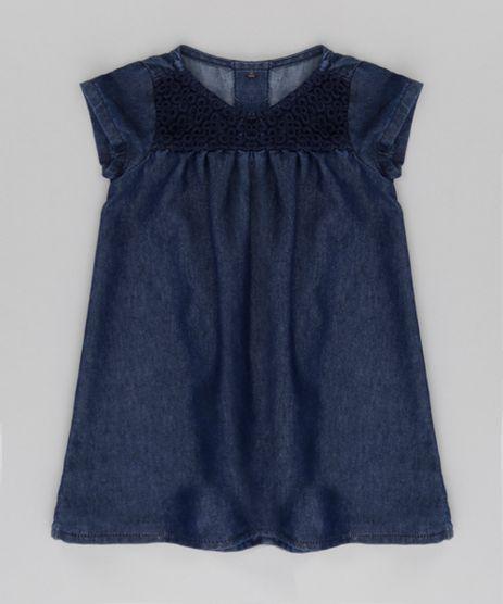 Vestido-Jeans-com-Guipir-Azul-Escuro-8708635-Azul_Escuro_1